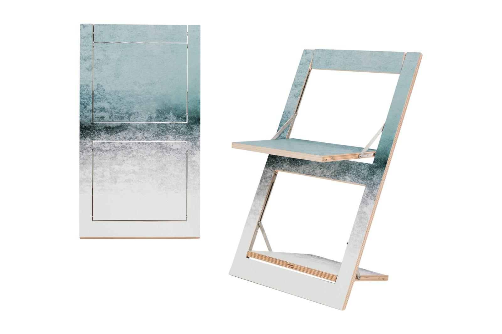 Fläpps Folding Chair Snowdreamer