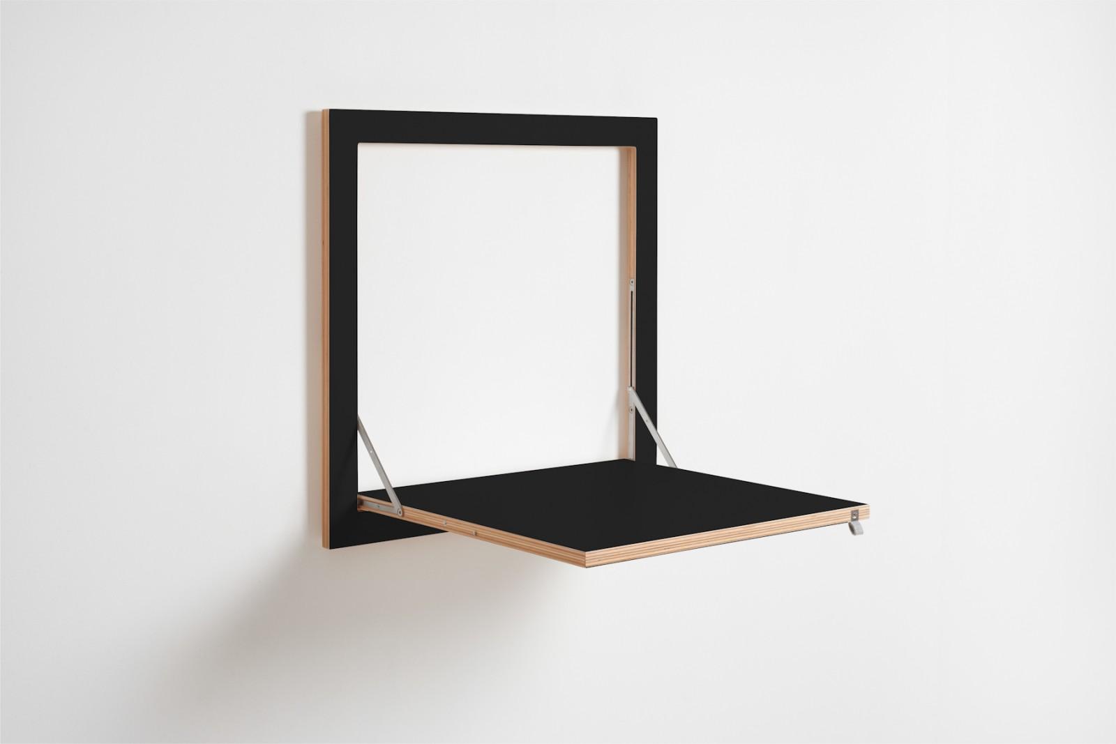 Fläpps Kitchen Table Black