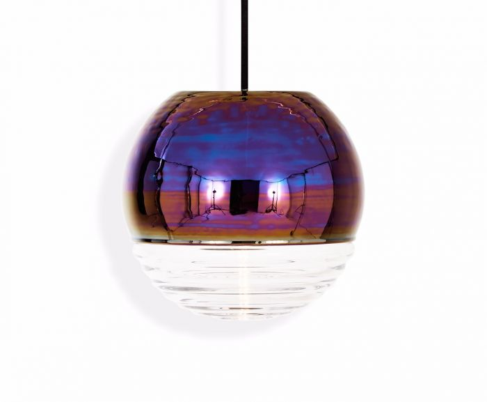 Flask Ball Pendant Light Oil