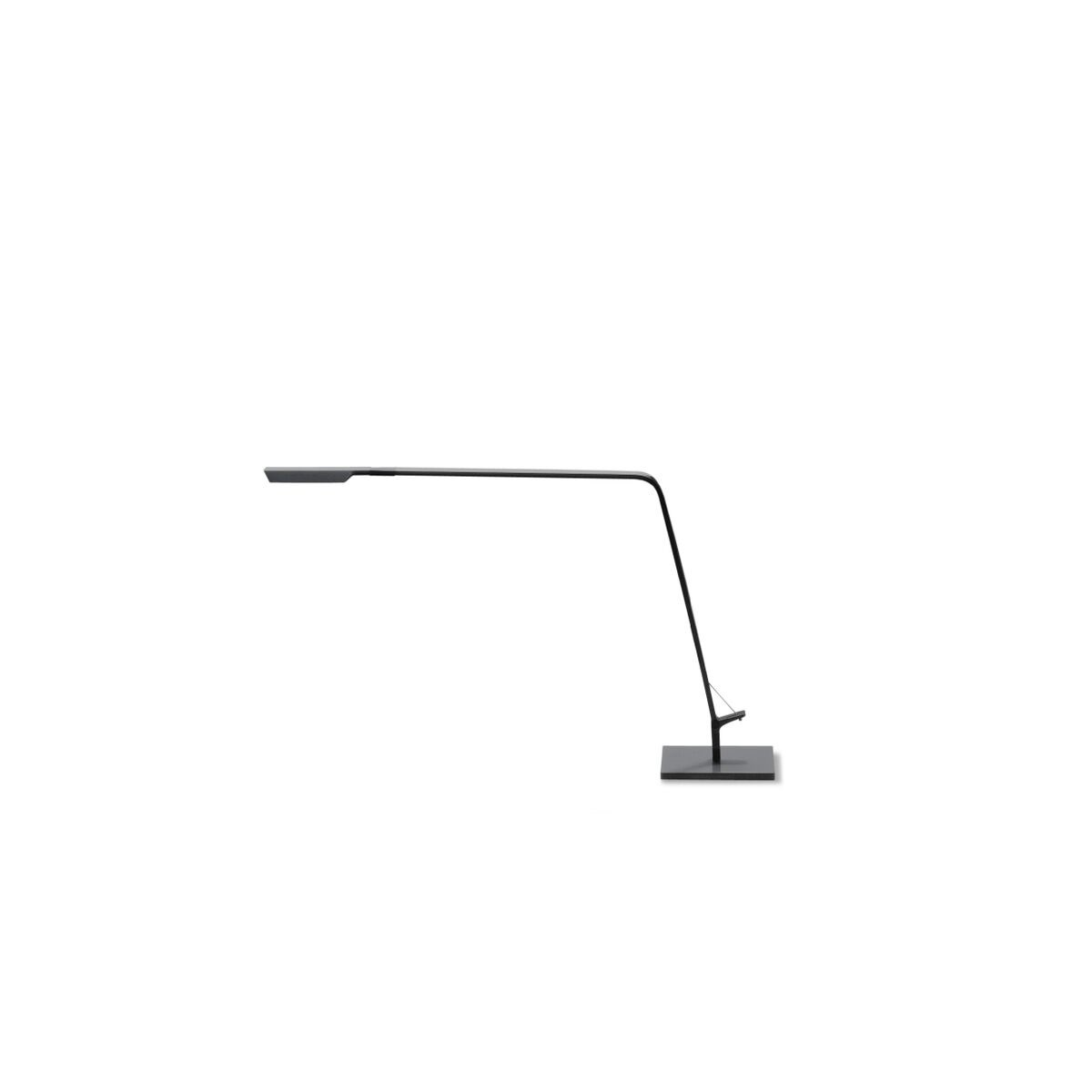 Flex Table Lamp Matt graphite lacquer, Pivot