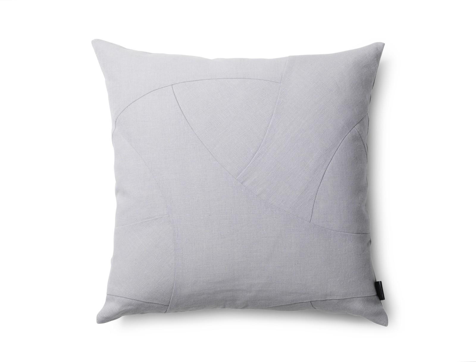 Flow Cushion, Square - Set of 2 Grey