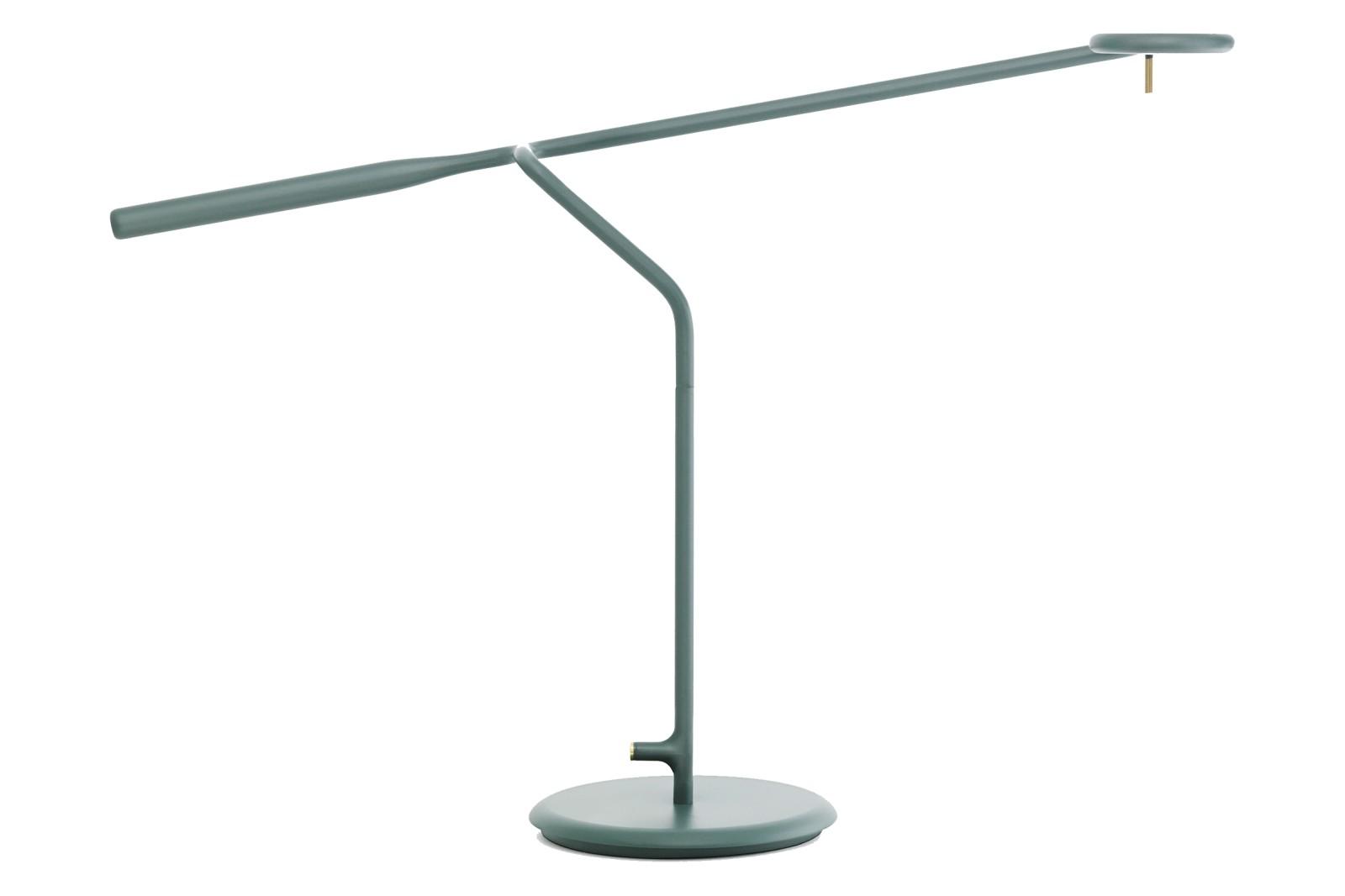 Flow Table Lamp Dark Green