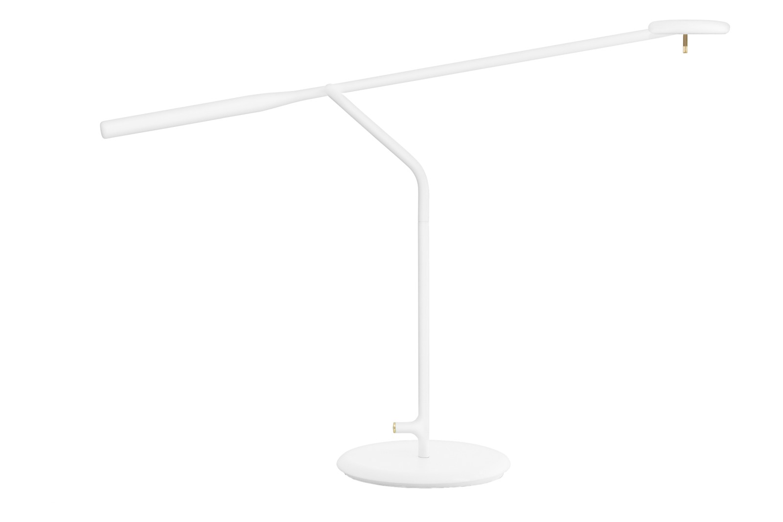 Flow Table Lamp White