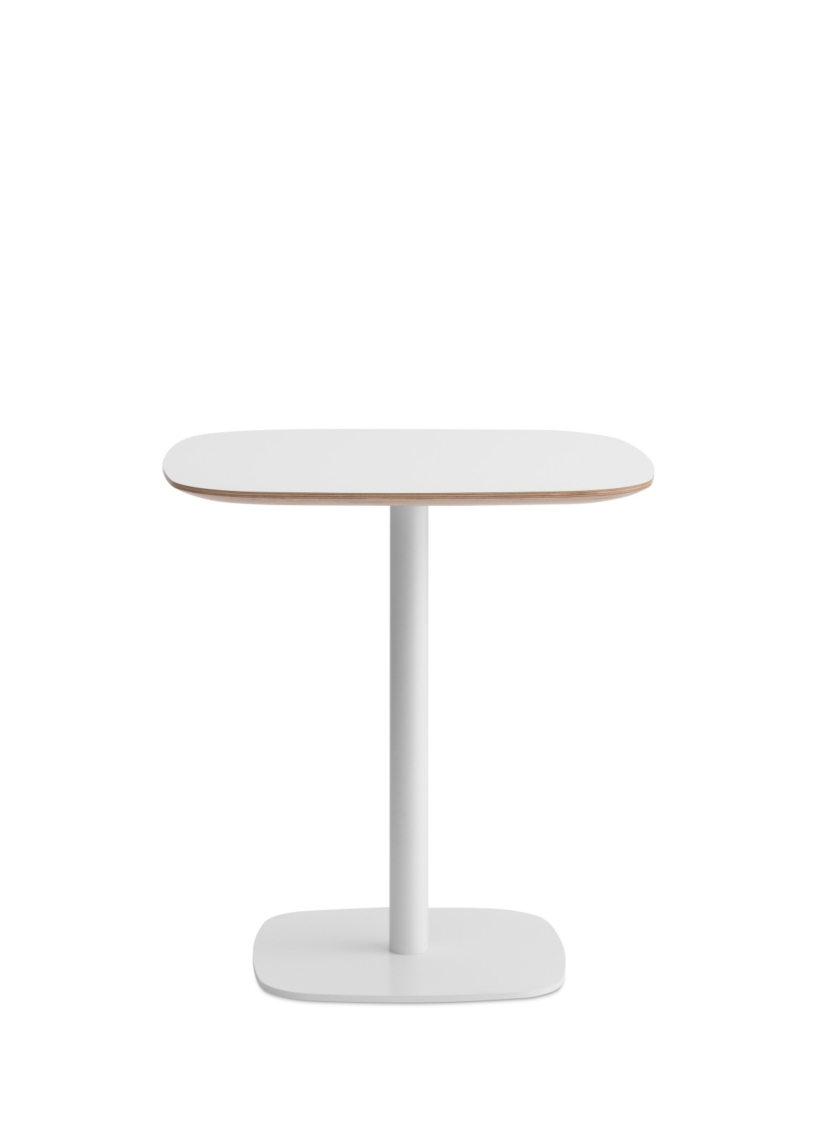 Form High Cafe Table White, Small