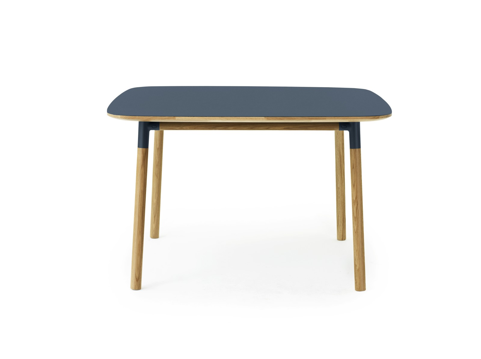 Form Dining Table - Square Blue