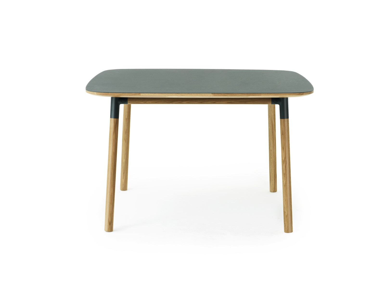 Form Dining Table - Square Green