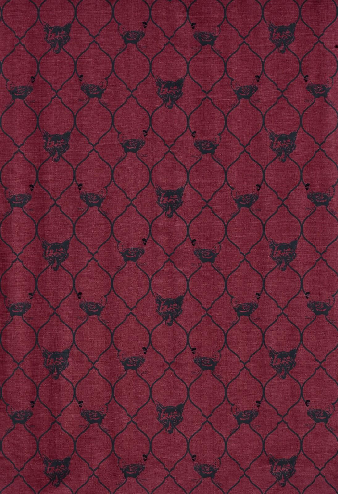 Fox & Hen Fabric Brick
