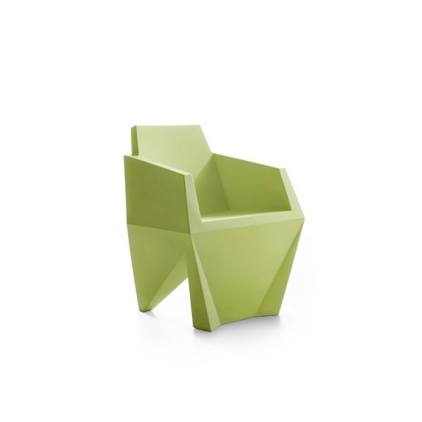 Gemma Small Armchair Pastel Green