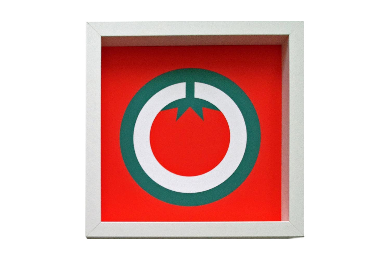 Giclee Art Print Tomato