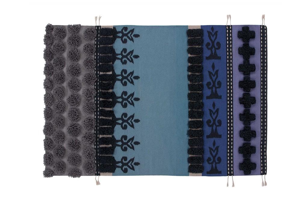 Glaoui Tumbuctú Rug Colours, 170x240 cm