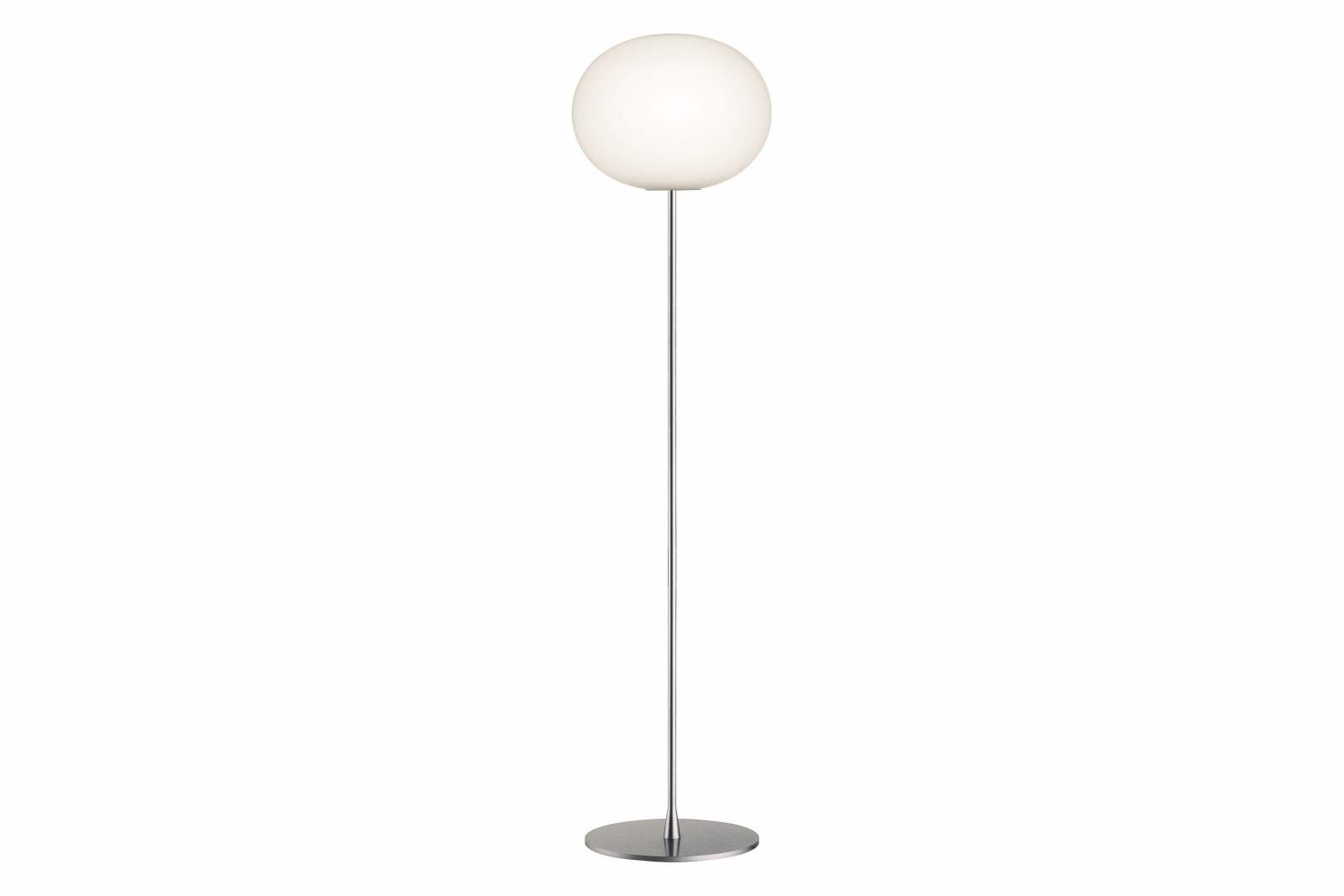 Glo-Ball F Floor Lamp F1, Small, Dimmer