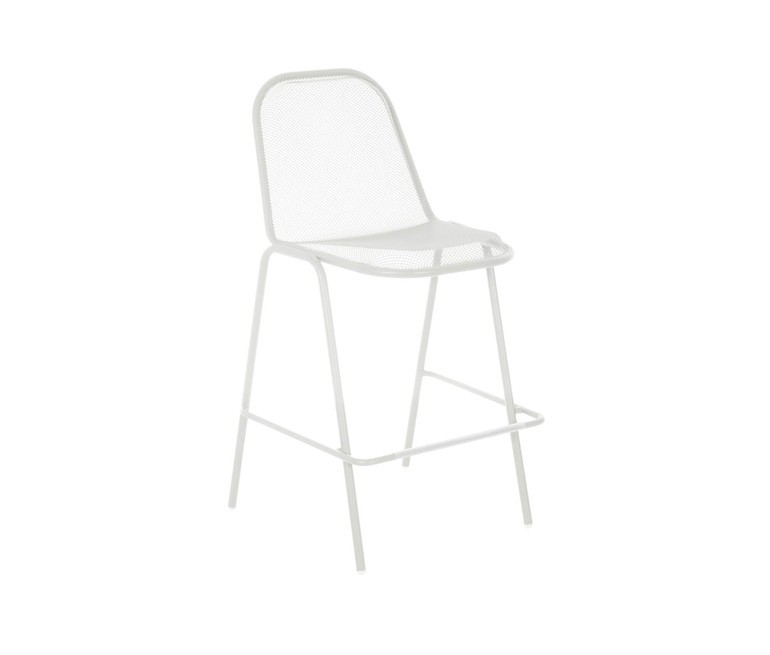 Grace Barstool - Set of 2 Matt White