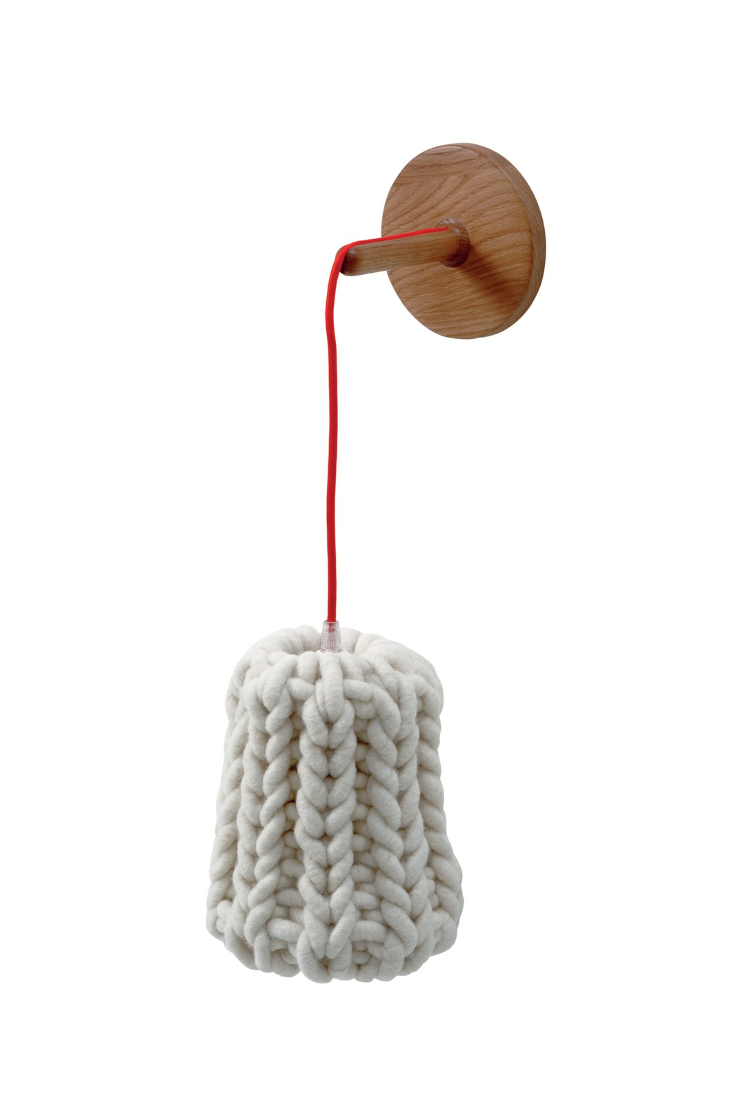 Granny Wall Lamp off-white