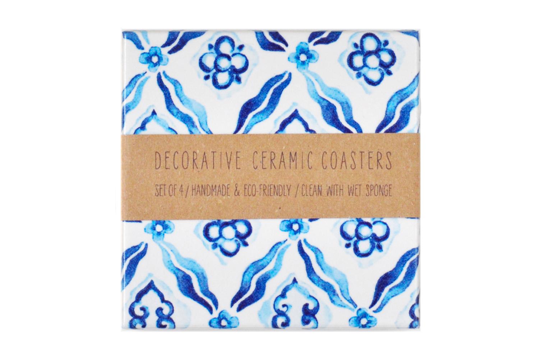 Greek Watercolour Coasters
