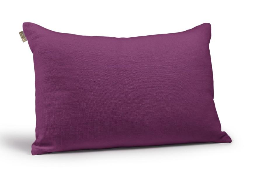Greta Pillow Cerise