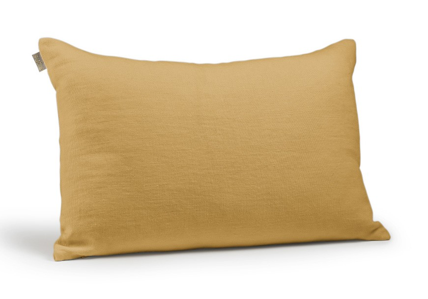 Greta Pillow Yellow