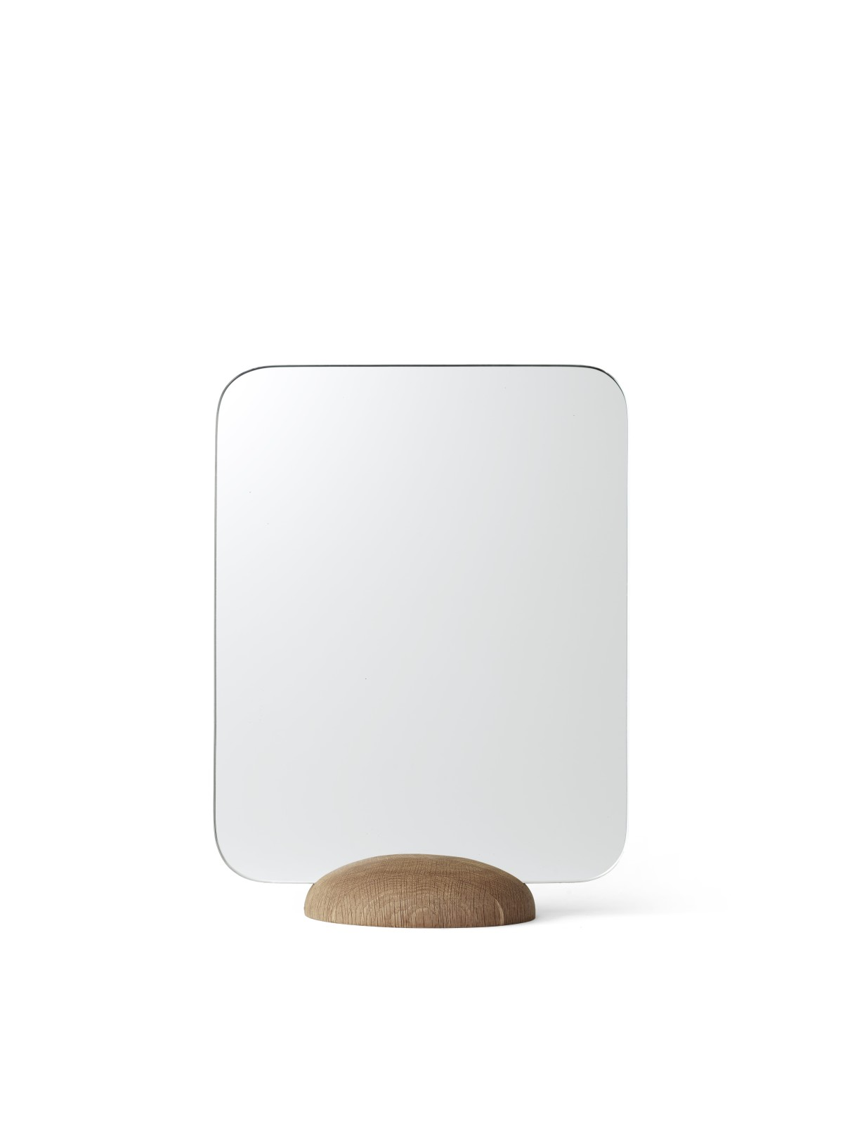 Gridy Me Mirror Natural Oak