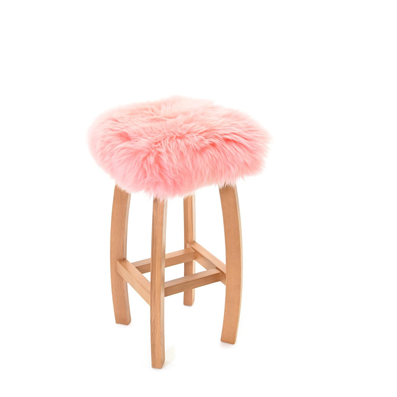 Gwyn Baa Bar Stool Baa Bar Stool in Baby Pink