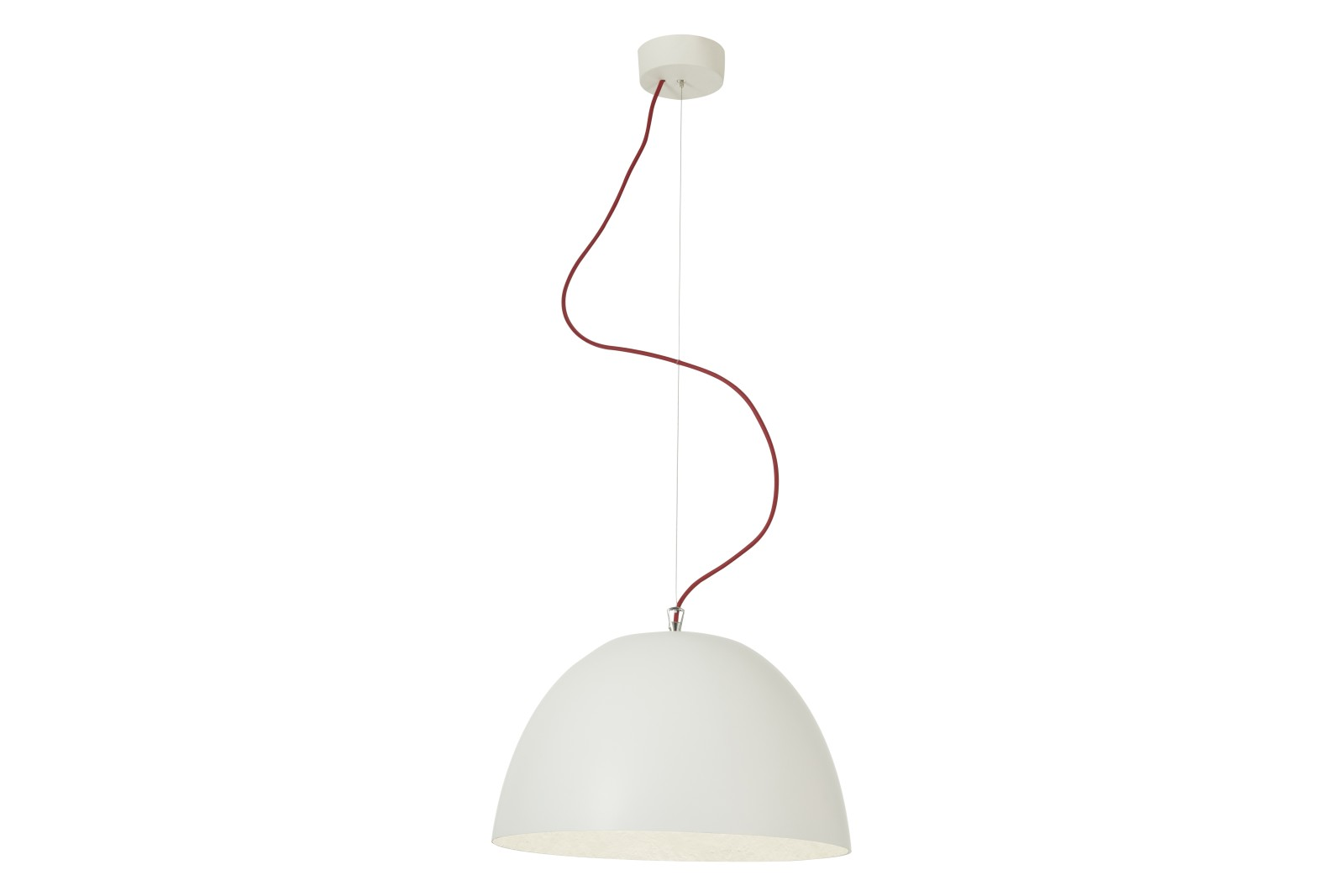 H2O Pendant Light White, White