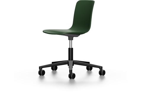 HAL Studio Without Seat Upholstery 14 ivy, 02 castors hard - braked for carpet