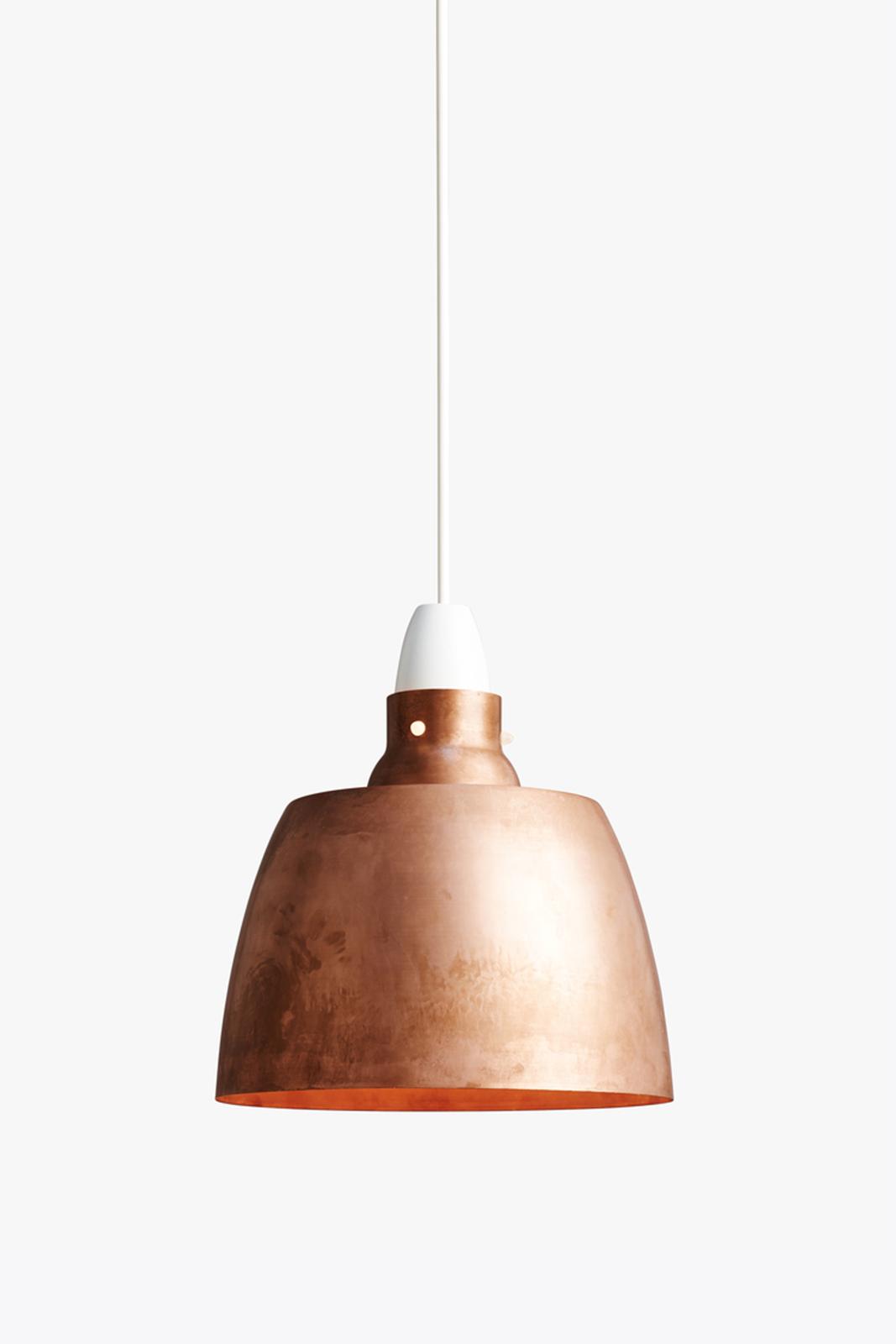 Hang On Honey Pendant Light Raw Copper