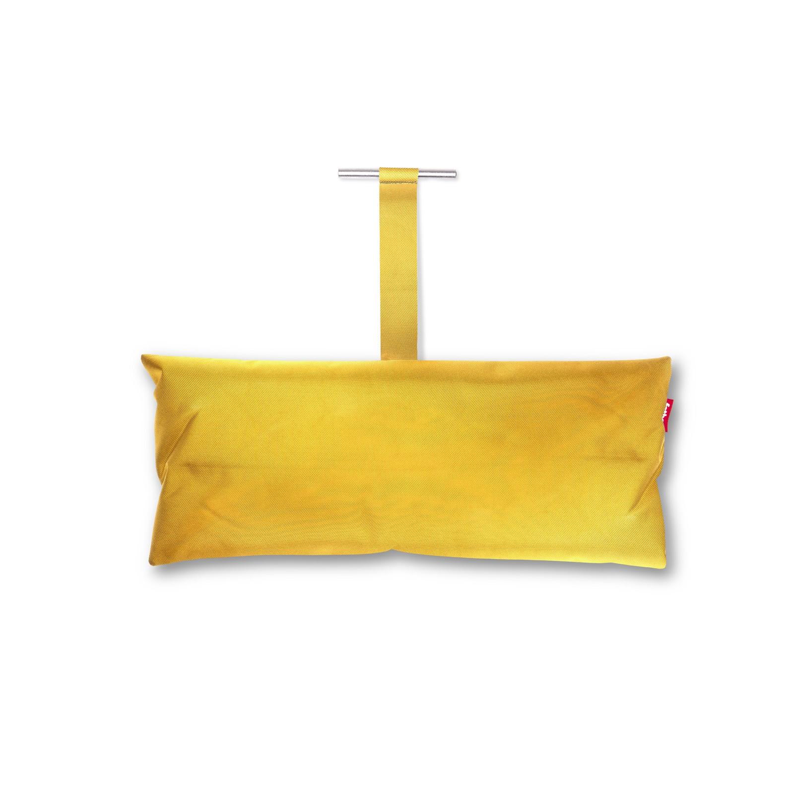 Headdemock Pillow Yellow Ochre