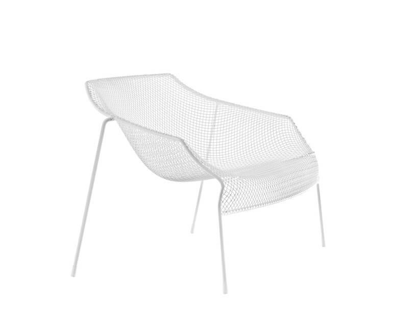 Heaven Lounge Chair - Set of 2 Matt White