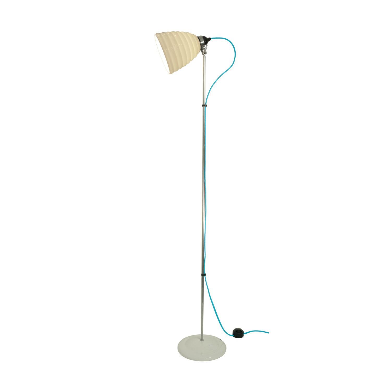Hector Bibendum Floor Lamp Turquoise cable