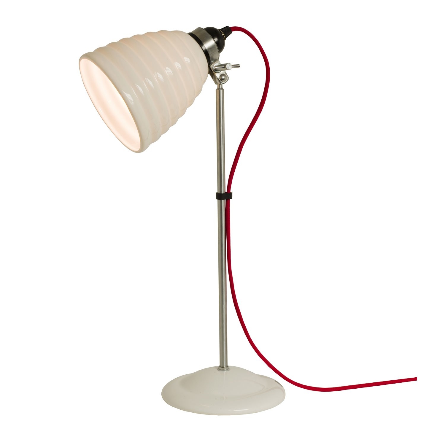 Hector Bibendum Table Lamp Red Cable