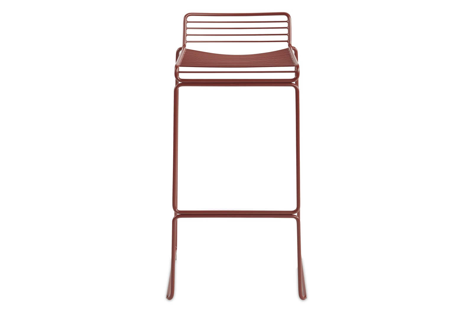 Hee Bar Stool Rust, High