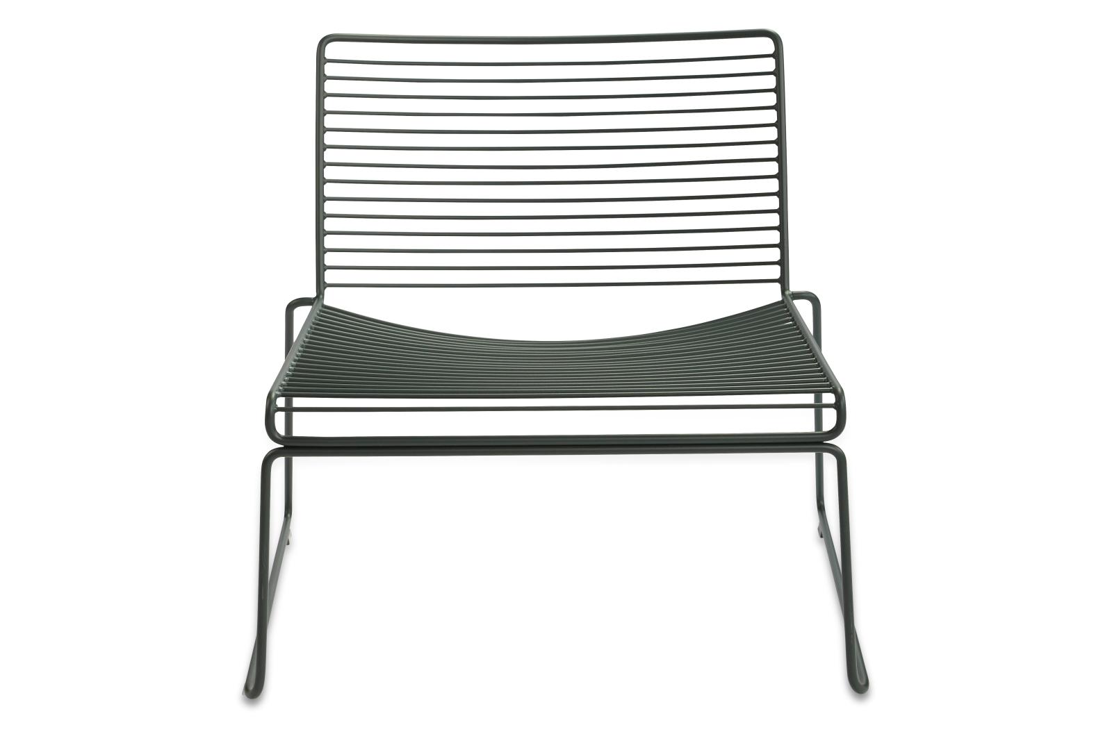 Hee Lounge Chair Racing Green