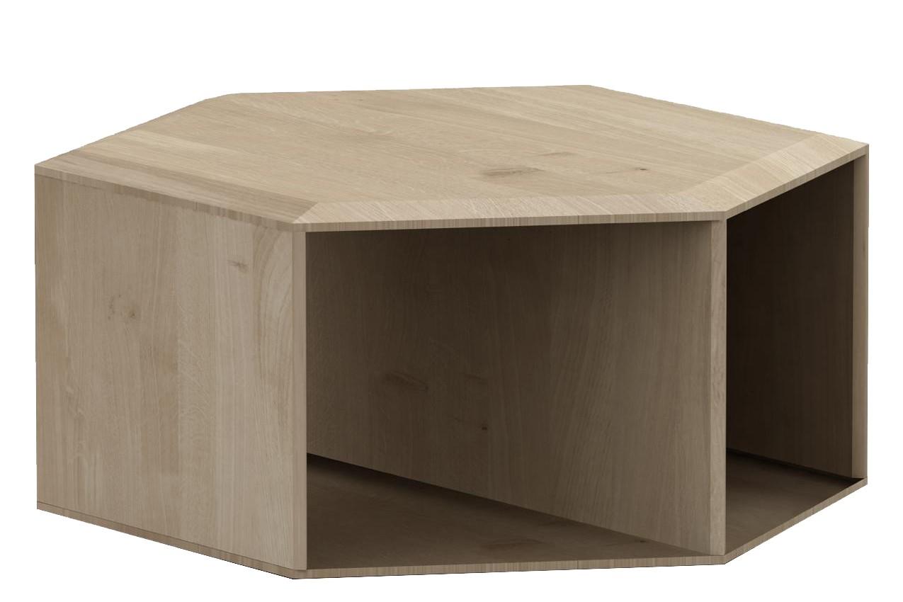 Hexa Coffee Table Oak