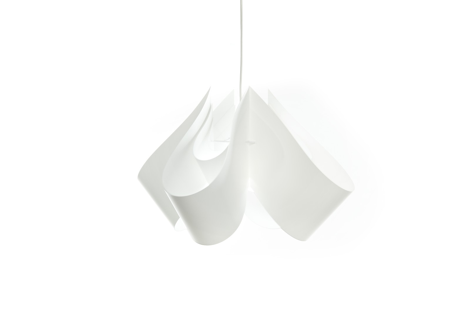 Himiko - Suspension lamp shade White