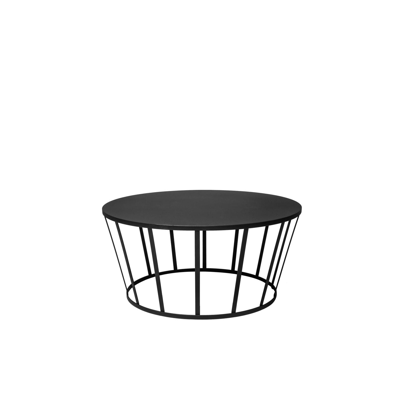 Hollo Coffee Table Black