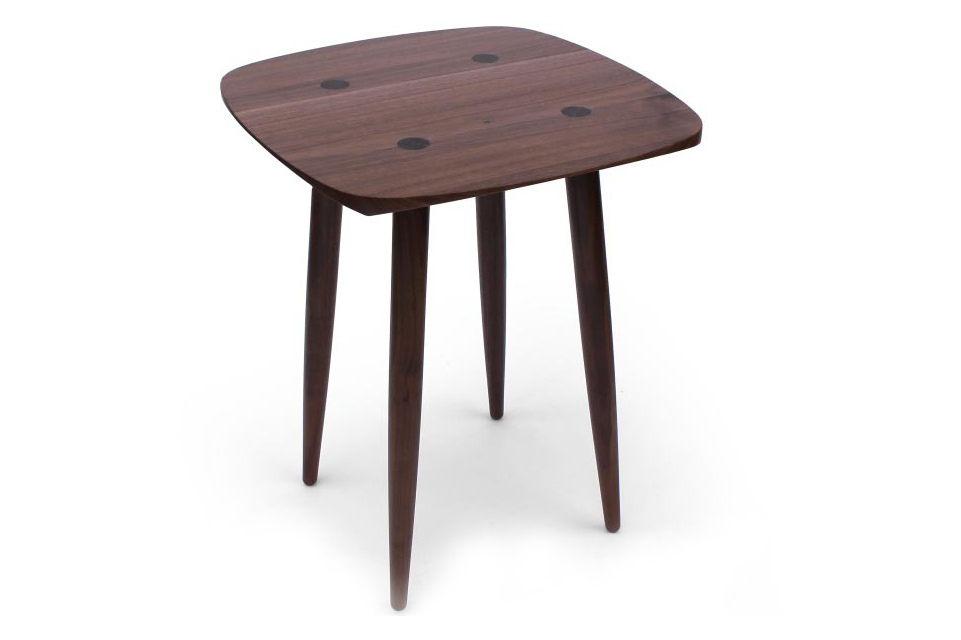 Holton Side Table Walnut