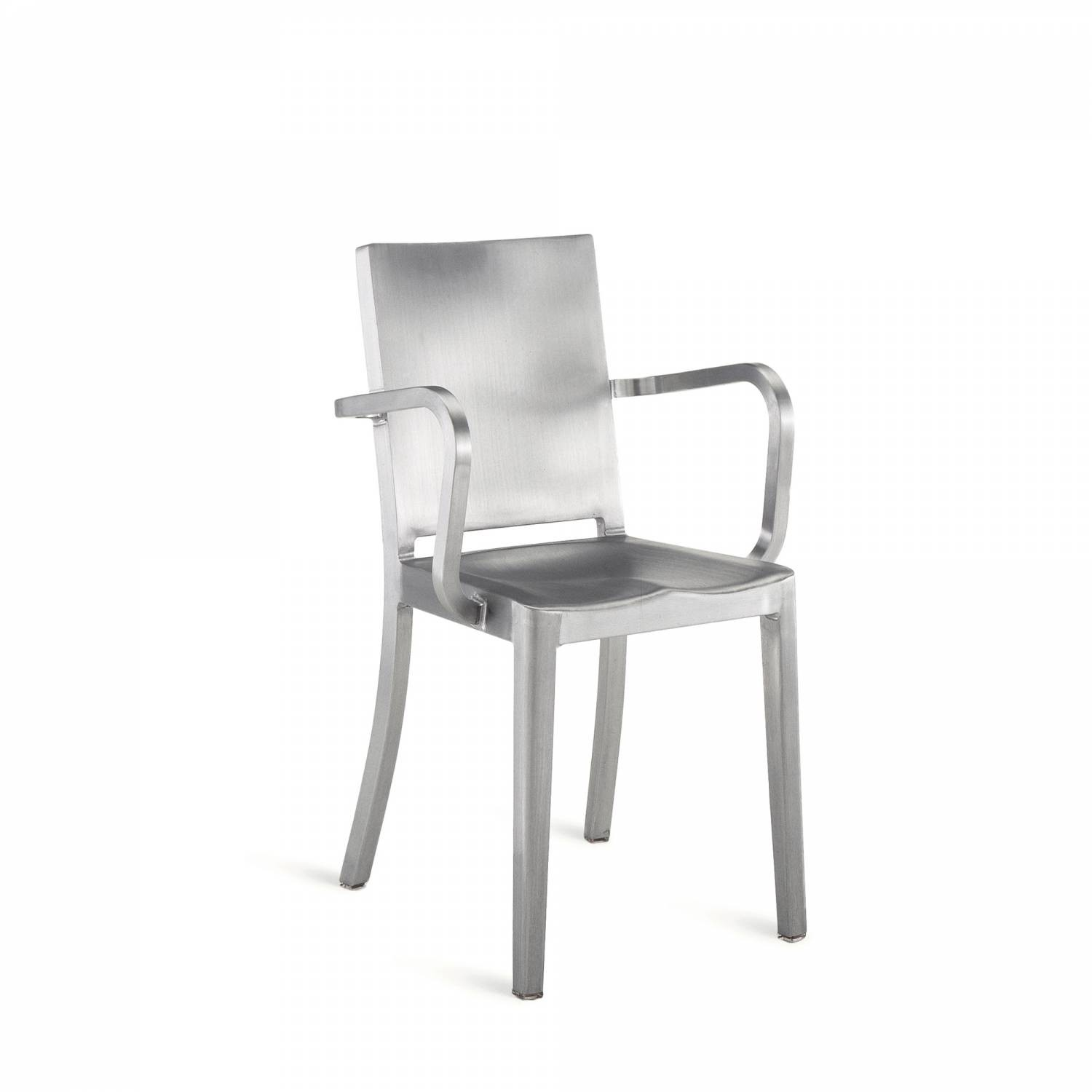 Hudson Armchair Hand Brushed