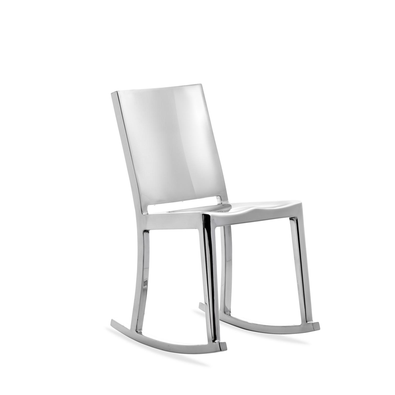 Hudson Rocking Chair Hand Polished