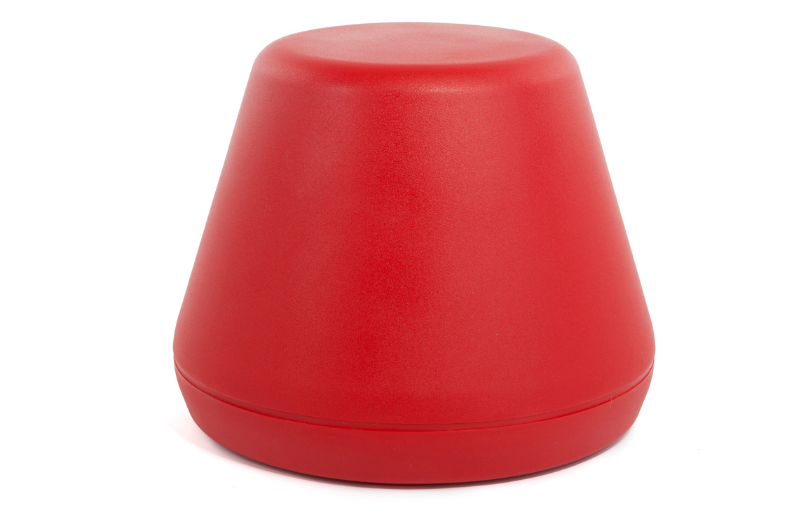 Hyde Outside Stool Red
