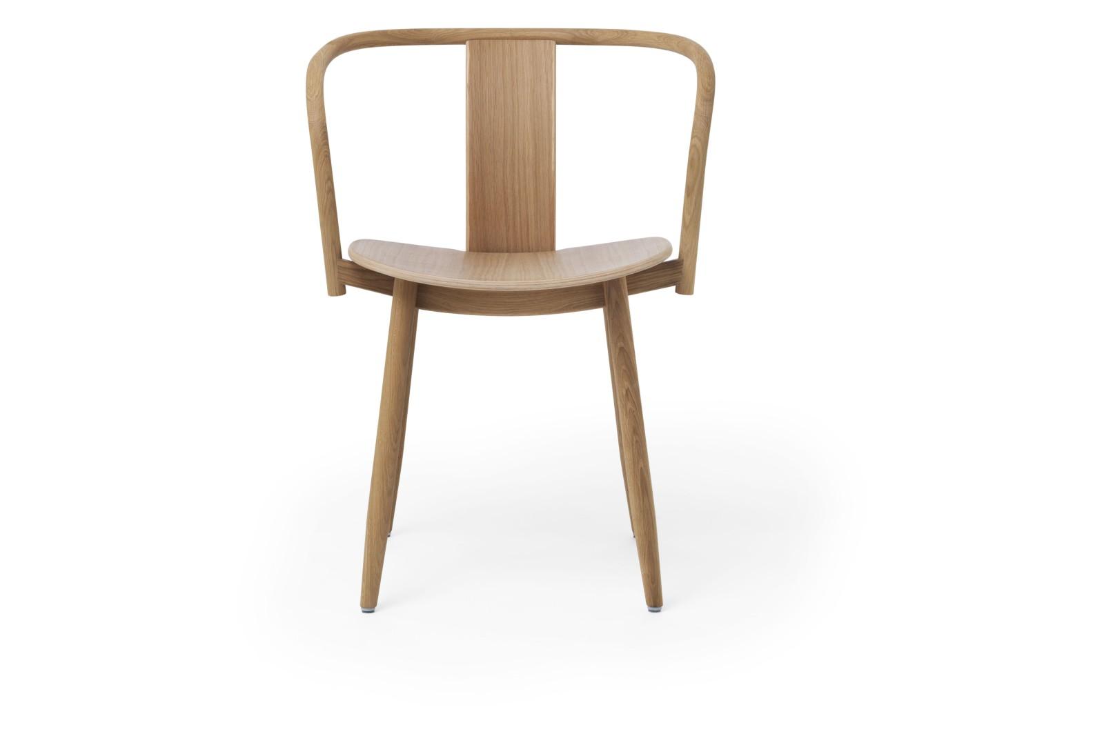 Icha Chair Natural Oak
