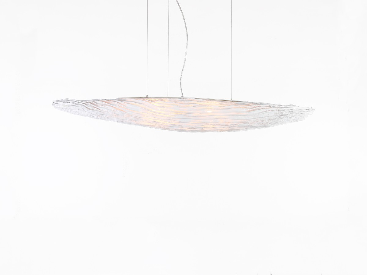 Iki Pendant Light White