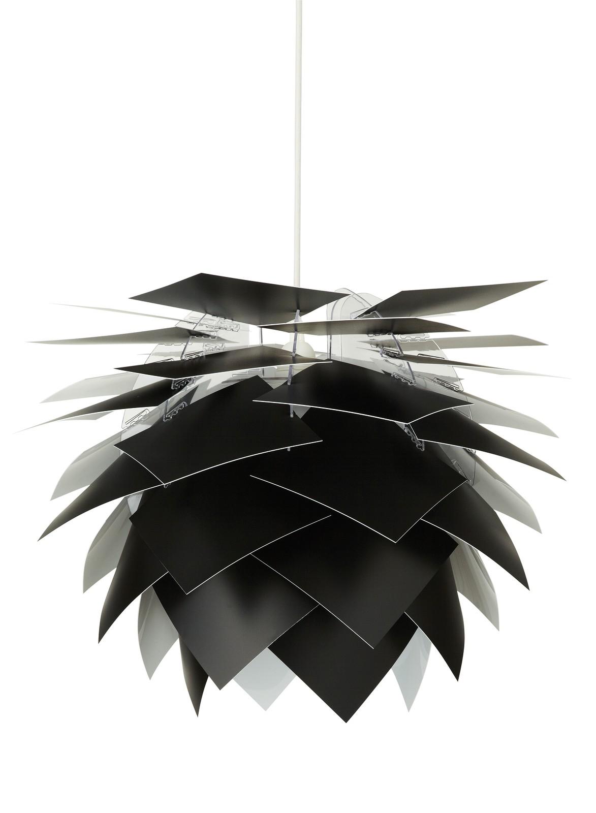 Illumin Black Pendant Light H45 045