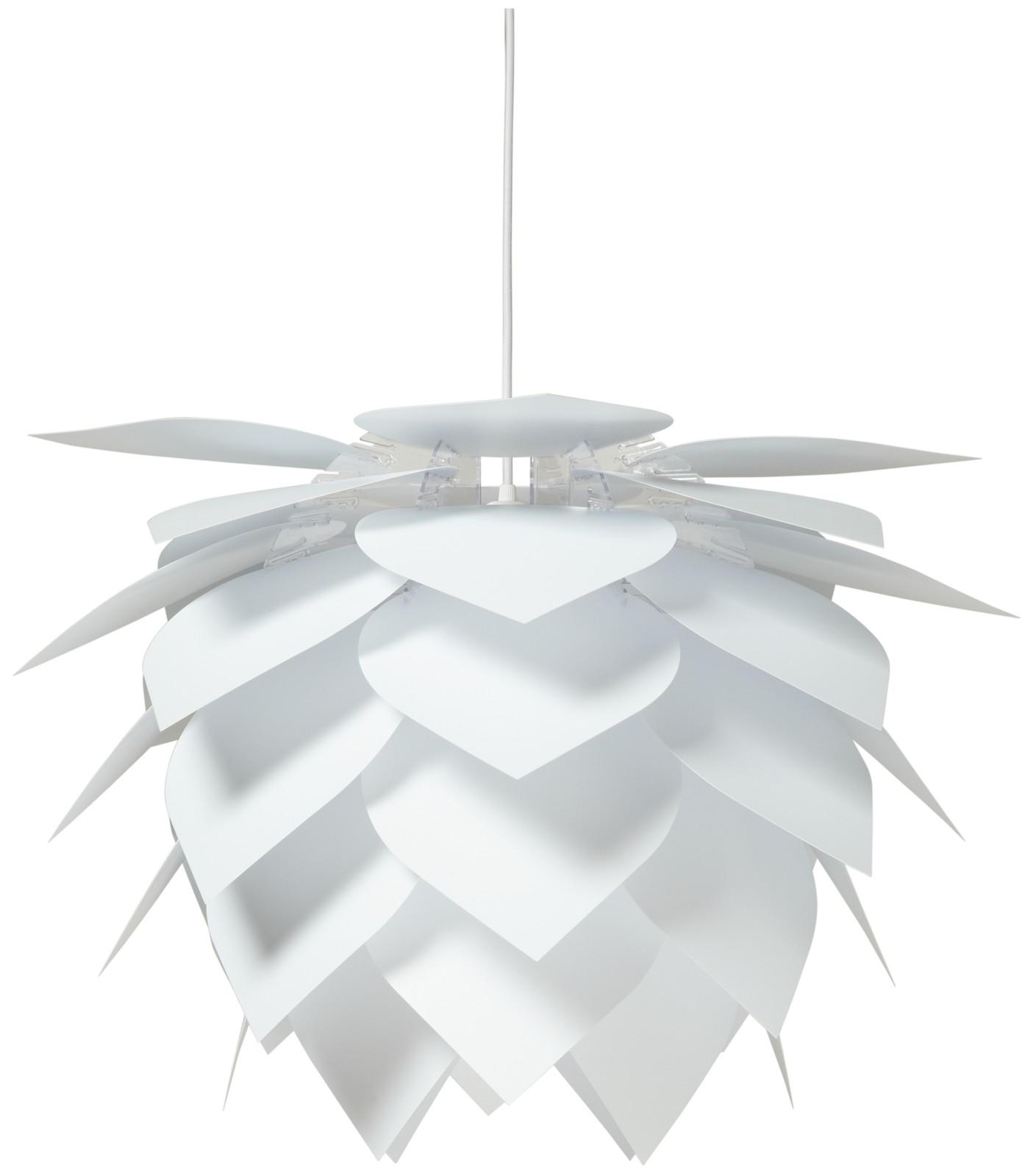 Illumin Drip/Drop Pendant Light White