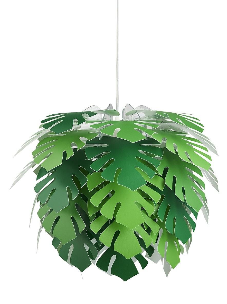 Illumin Philo Pendant Light Green