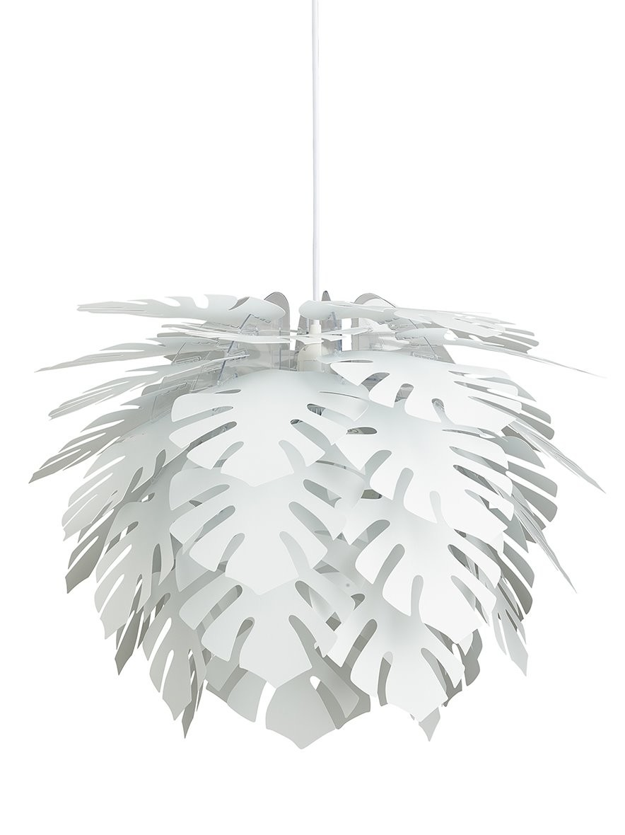 Illumin Philo Pendant Light White