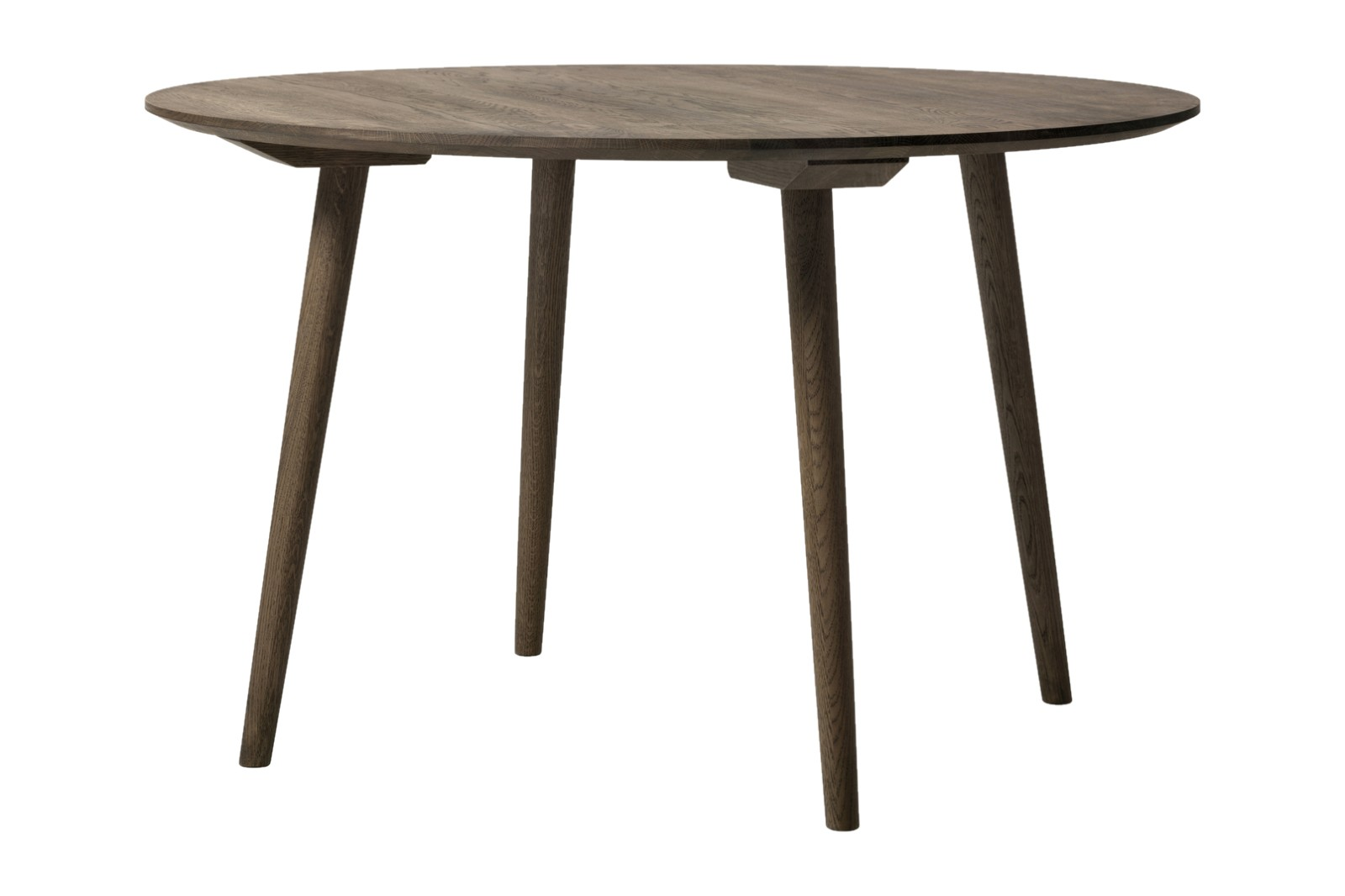 In Between SK4 Dining Table Smoked oiled oak