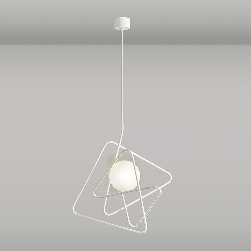 Inciucio Pendant Light 201/21 white