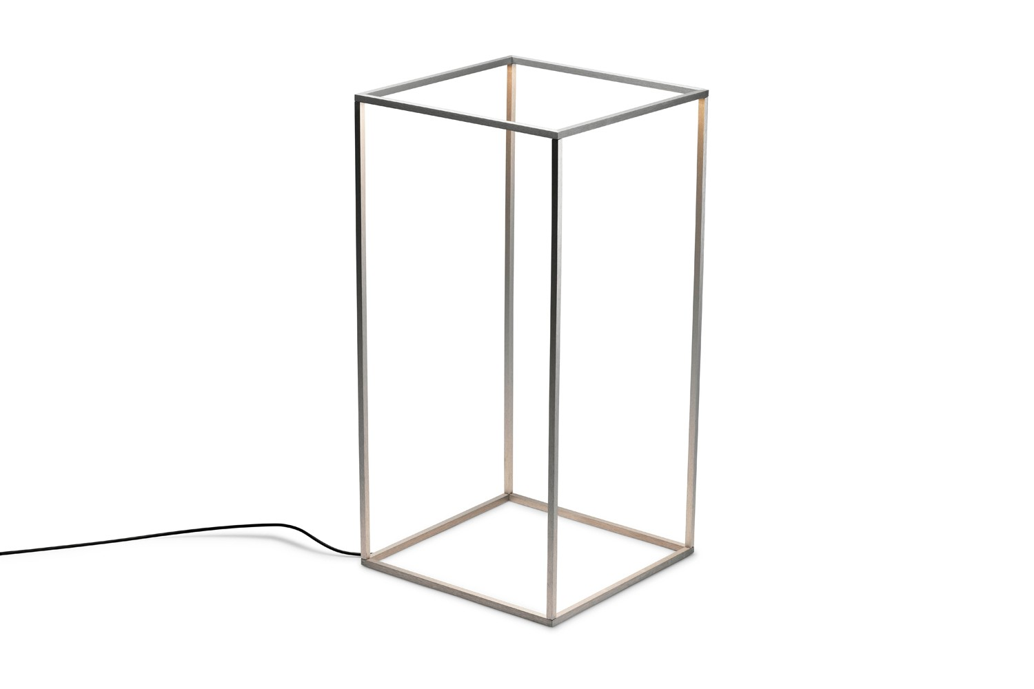 Ipnos Outdoor Floor Lamp Natural Aluminium