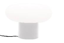 Itka Base Table Lamp White