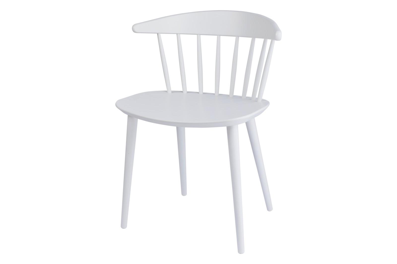 J104 Chair White