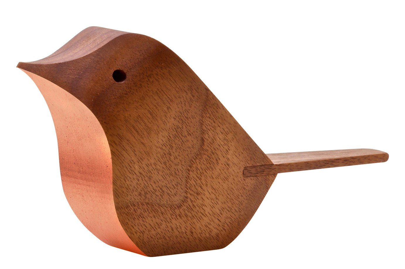 Jacob Pugh Bird Walnut, Copper